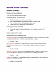 LINA02H3 Study Guide - Midterm Guide: Great Vowel Shift, Spelling Pronunciation, Apocope