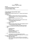 POLB91H3 Lecture Notes - Area Studies, The New York Times, Empirical Evidence