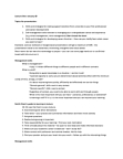 Management and Organizational Studies 3330A/B Lecture Notes - Bristol Board, Change Management, Communication