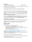 BU288 Lecture Notes - Organizational Citizenship Behavior, Cognitive Dissonance, Organizational Commitment