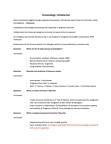 MICR 3230 Lecture Notes - Pertussis, Cell-Mediated Immunity, Innate Immune System