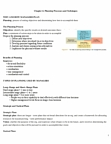 GMS200 Lecture Notes - Scenario Planning, Plans, Ob River