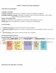 GMS200 Lecture Notes - Swot Analysis, Strategic Business Unit, Peter Drucker