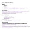 PSYC62H3 Lecture Notes - Lecture 4: Brain Stimulation Reward, Nucleus Accumbens, Psychoactive Drug