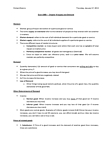 ECON 1B03 Chapter Notes - Chapter 4: Kraft Dinner, Ceteris Paribus, Market Power
