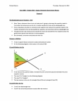 ECON 1B03 Lecture Notes - Deadweight Loss, Price Elasticity Of Demand, Demand Curve