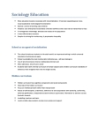 SOCA02H3 Lecture Notes - Hidden Curriculum, Delayed Gratification, Naimans