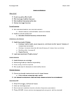 SOCIOL 1A06 Lecture Notes - Syphilis, Smallpox, Pertussis