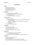 SOCIOL 1A06 Lecture Notes - Syphilis, Smallpox, Pertussis