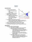 Economics 3220 Lecture Notes - Social Cost, Sensitivity Analysis