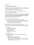 Environmental Science 1021F/G Study Guide - Midterm Guide: Soil Retrogression And Degradation, Before Present, John James Audubon