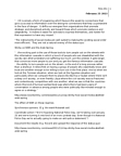 POLS 251 Lecture Notes - Arab Spring