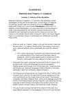 CLA260H1 Lecture Notes - Ulrich Von Wilamowitz-Moellendorff, Arnaldo Momigliano, Stuart Piggott