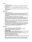CIN 2101 Lecture Notes - Dziga Vertov, Soviet Montage Theory, Nota Bene