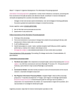 PSY100H1 Lecture Notes - Manual Transmission, Semantic Memory, Episodic Memory