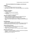 PSYC37H3 Lecture Notes - Lecture 6: Broad Group, Operational Definition, Factor Analysis