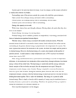 CHEM463 Lecture Notes - Thermal Energy, Isolated System, Heat Capacity
