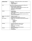 Health Sciences 3400A/B Study Guide - Scenario Analysis, Incrementalism, Complex Network