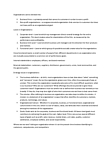 MKT 100 Chapter Notes - Chapter 2: Customer Experience, Non-Governmental Organization, Organizational Culture