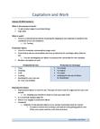 LABRST 1C03 Lecture Notes - Barter, Deskilling