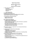 Psychology 2990A/B Lecture Notes - Graphical User Interface, Engineering Psychology, Human Factors And Ergonomics