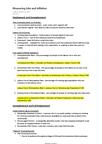 EC140 Study Guide - Midterm Guide: Market Basket, Labour Force Survey, Unemployment