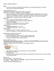 BIO120H1 Lecture Notes - Multicellular Organism, Rudolf Virchow, Archaea