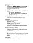 BIO120H1 Lecture Notes - Falsifiability, Guanine, Plasmodium Malariae
