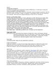 ENH 617 Study Guide - Final Guide: Spontaneous Generation, Content Analysis, Personal Relationships