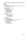 COMMERCE 4KF3 Lecture Notes - Executive Sponsor, Brainstorming, White Elephant
