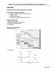 COMMERCE 4KF3 Lecture Notes - Cash Flow, Gantt Chart, Work Breakdown Structure