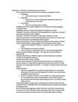 BIOL 103 Lecture Notes - Tribulus Terrestris, Daphne Major, Stabilizing Selection