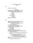 English 2230F/G Lecture Notes - Free Verse, Extended Metaphor, Westron