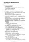 POLS 375 Lecture Notes - Michael Ignatieff, Anti-Americanism, Existentialism