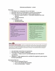 PSY100Y5 Lecture Notes - Twin Study, Autonomic Nervous System, Cortisol