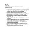 ENH 220 Study Guide - Quiz Guide: Clinical Urine Tests, Fibrinogen, Blood Plasma