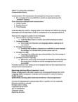 CMN 279 Lecture Notes - Organizational Communication, Intrapersonal Communication, Communication Theory