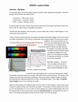 EPSC 201 Lecture Notes - Lecture 3: Sug, White Dwarf, Crab Nebula