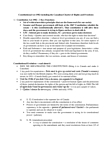 LWSO 203 Lecture Notes - Section 33 Of The Canadian Charter Of Rights And Freedoms, Jury Trial, Parliamentary Sovereignty
