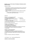 ETHC 3P82 Lecture Notes - John Stuart Mill, Invisible Hand, Economic History