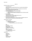 ENGLISH 1A03 Lecture Notes - Kate Chopin