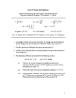 ESS102H1 Study Guide - Midterm Guide: Ionic Strength, Solubility Equilibrium, Equilibrium Constant