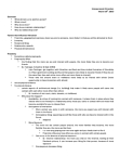 PSY220H5 Lecture Notes - Social Exchange Theory, Positive Tone, Equity Theory
