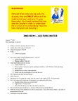 ENG150Y1 Lecture Notes - Internal Monologue, Interpersonal Relationship, Enide