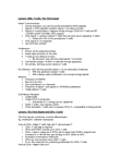 HTHSCI 3I03 Lecture Notes - Cd86, Cd80, Ctla-4