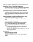 SOCA01H3 Chapter Notes - Chapter 8: Redistribution Of Income And Wealth, Cultural Capital, Working Poor