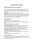 SOC 2070 Chapter Notes -Mental Disorder, Deinstitutionalisation, World Health Organization