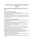 SOC 2070 Lecture Notes - Lecture 6: Human Body Weight, Laser Hair Removal, Body Modification