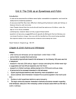 PSYC 3020 Lecture Notes - Free Recall, Structured Interview, Hindsight Bias