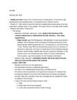 SMC103Y1 Lecture Notes - Cantus Firmus, Quadrivium, Heterophony